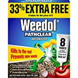 Weedol 11005 Pathclear Weedkiller Liquid Concentrate ( 6 + 2 tube free) (8 Tubes)