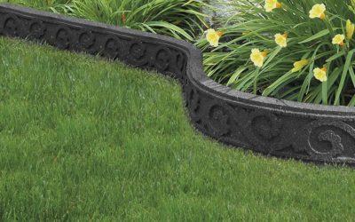 Creative Garden Border & Lawn Edging Ideas