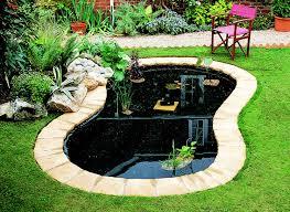 pond edging ideas