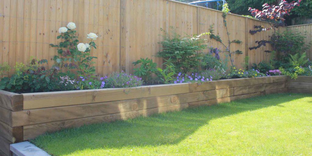 Raised Bed Garden Edging